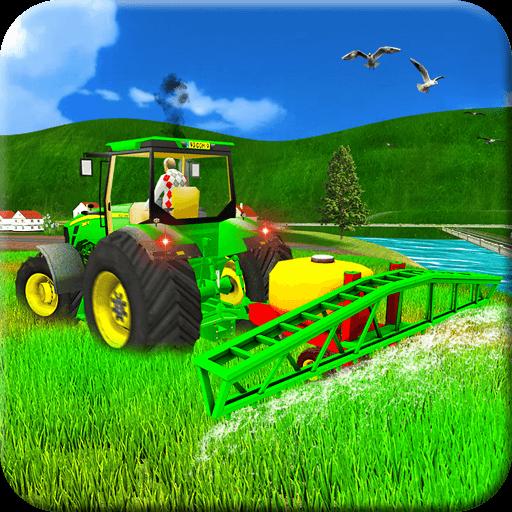 Hindistan Traktör Simülatör