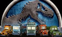 Mega Jurassic Parking