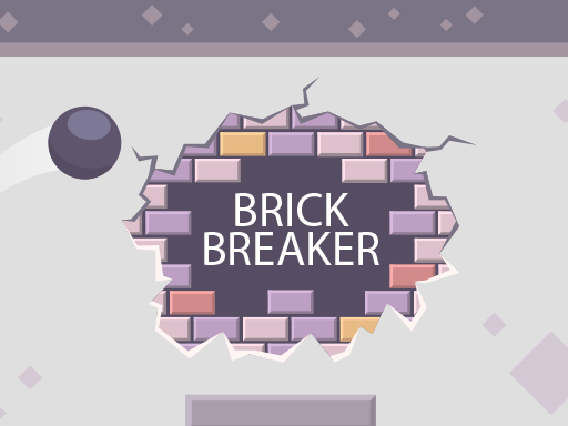 Brick Breaker online hra