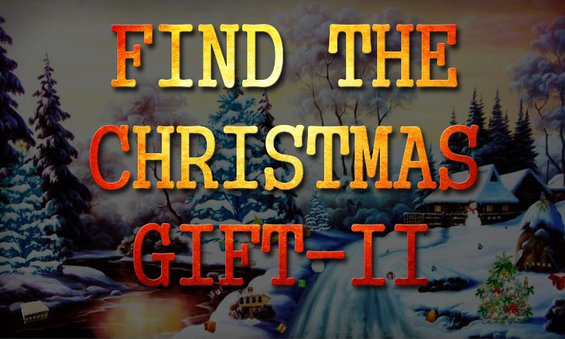 Find The Christmas Gift 2