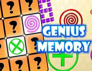 Genius Memory online hra