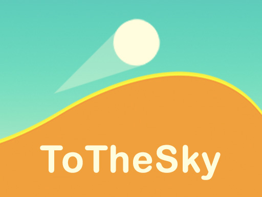 To the Sky! online hra