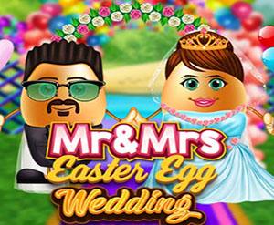 Mr & Mrs Easter Wedding online hra