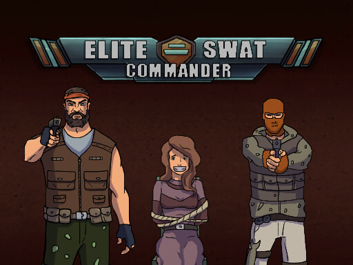 Elite SWAT Commander online hra