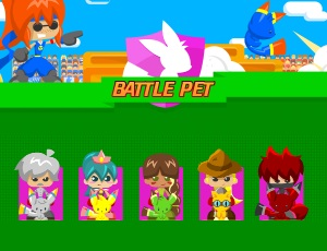 Battle Pet