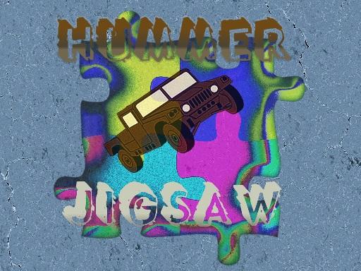 Hummer Trucks Jigsaw