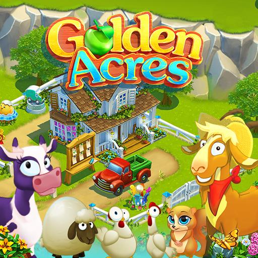 Jogo Golden Acres Online Gratis