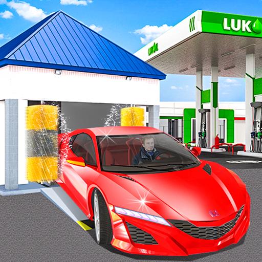 Gas Station:Car Parking