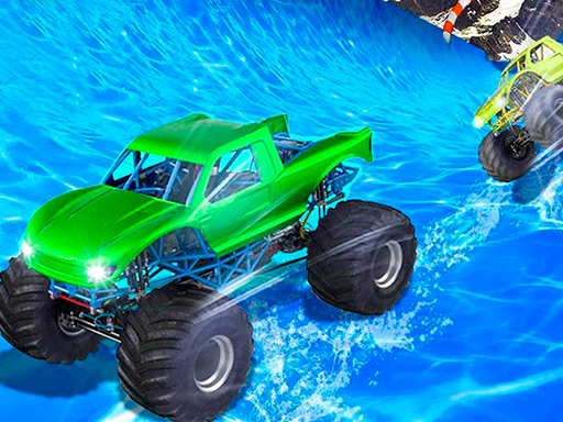 Race Monster Truck online hra