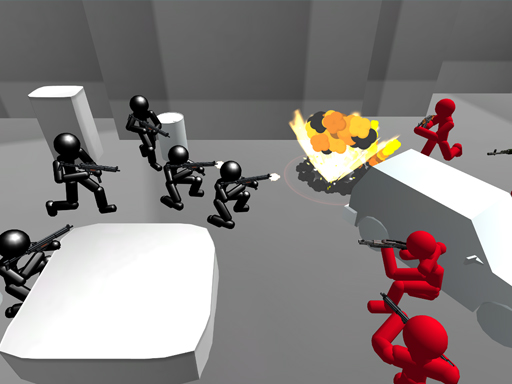 Counter Stickman Battle ...