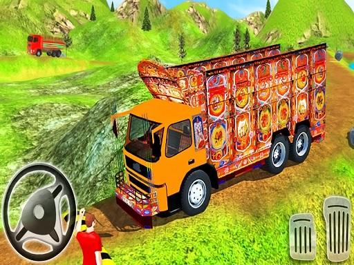 PK Cargo Truck Driving ...