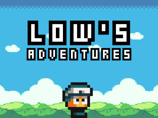 Lows Adventures Game