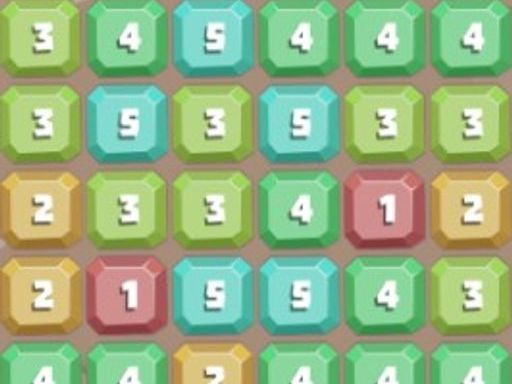 Gems Merge online hra