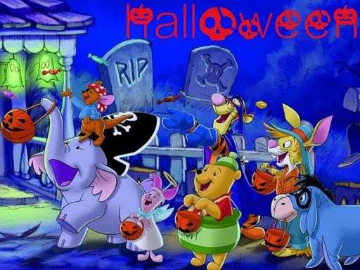 Happy Halloween Puzzle