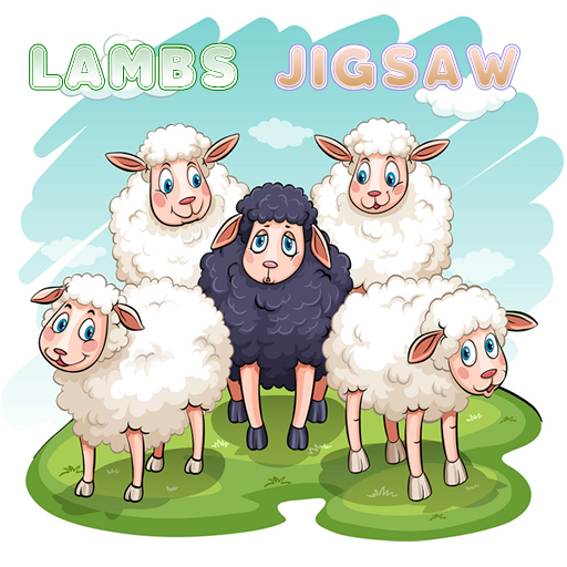 Lambs Jigsaw