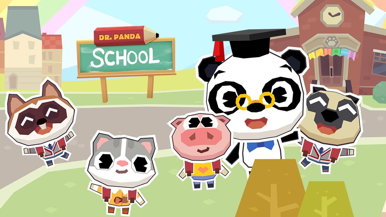 Image École Dr Panda