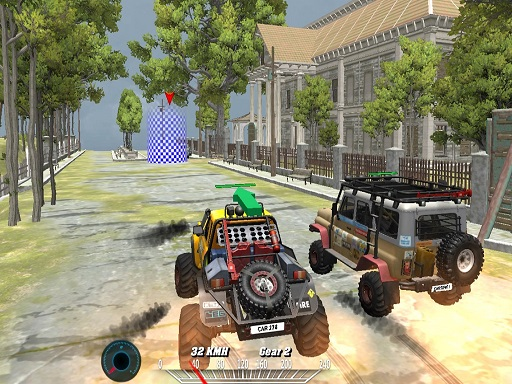 Offroad Monster Truck ...