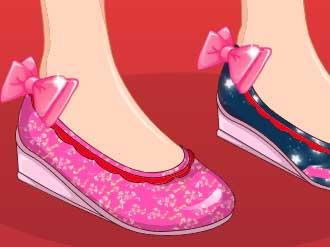 Princess Shoe Design