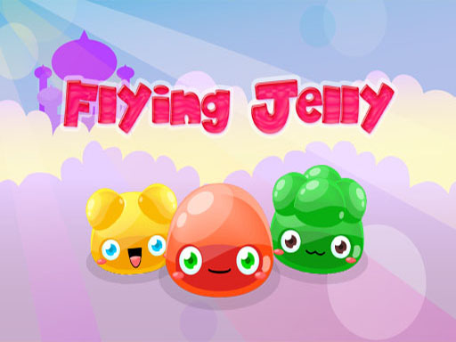 Flying Jelly online hra