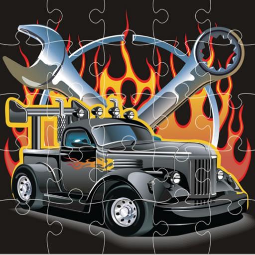 Hot Rod Jigsaw