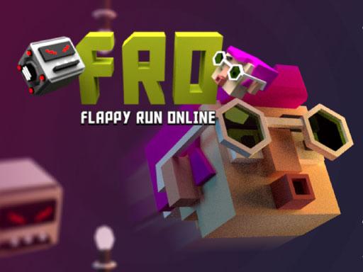 Flappy Run Online online hra