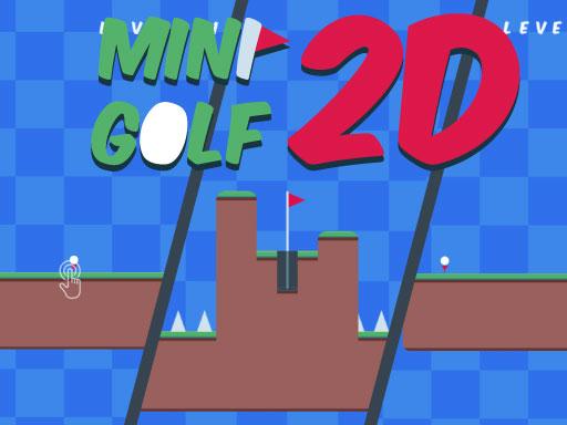 2D迷你高爾夫--Mini Golf 2D-迷你高爾夫2D這是一個非常有趣和需要準確度夠的遊戲。 你的目標是將球帶進洞裡!。你能一次完成20關嗎?