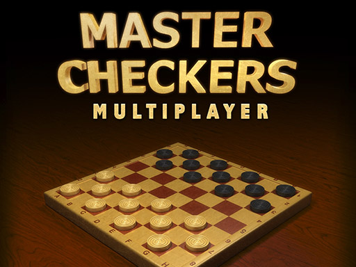Master Checkers Multiplayer online hra