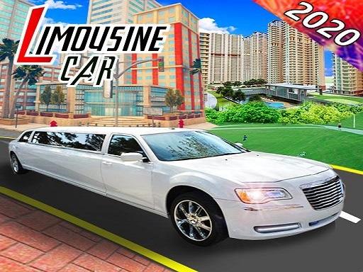 Luxury Limousine Car Taxi ...