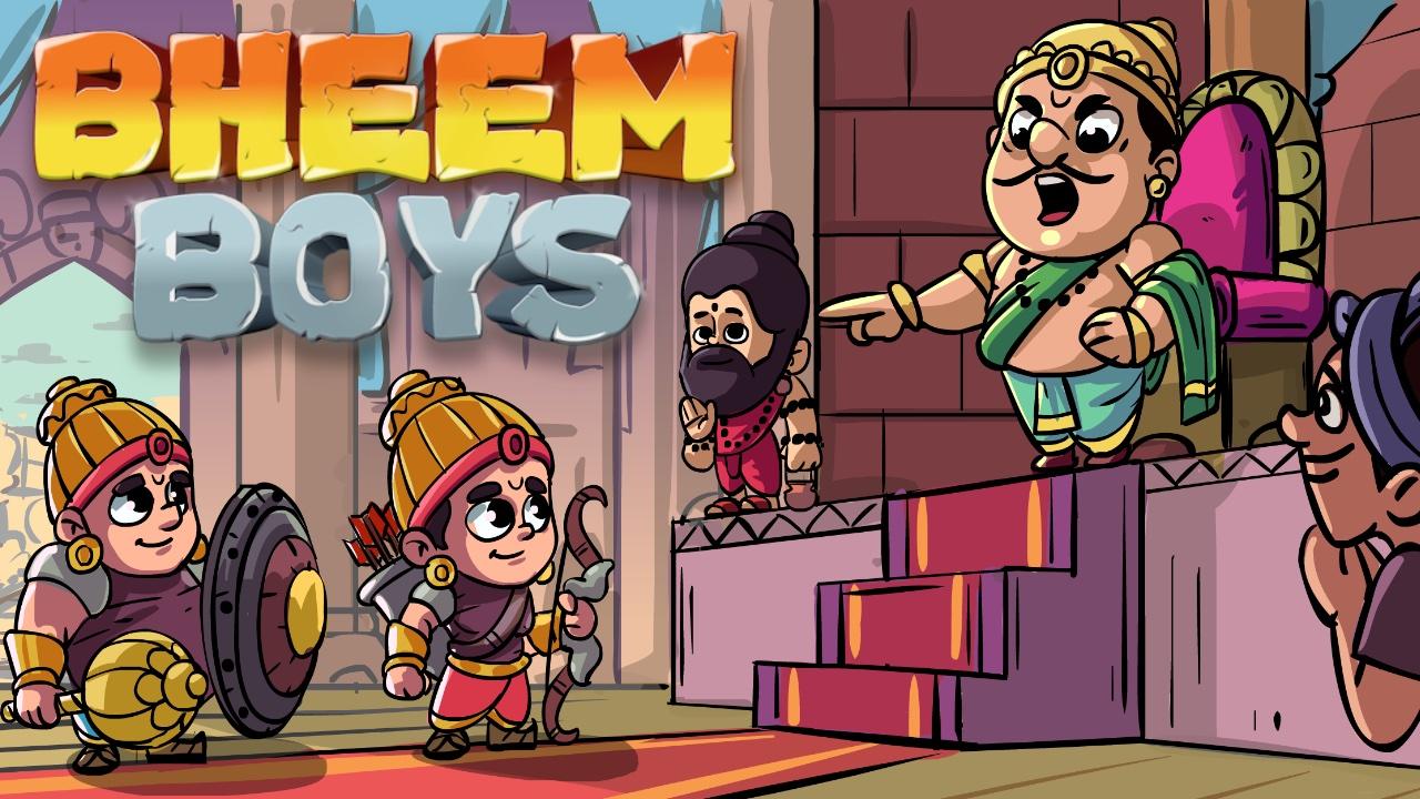 Image Bheem Boys