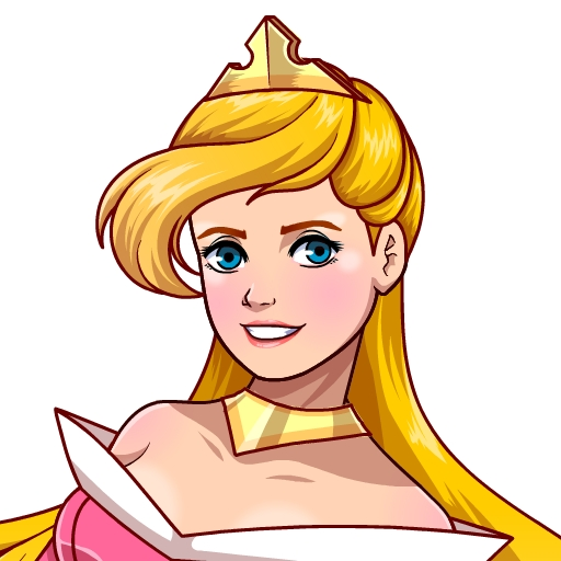 Kawaii Princess Dress Up Game