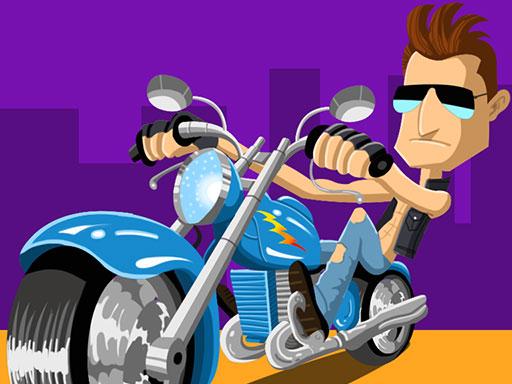 Stud Rider online hra