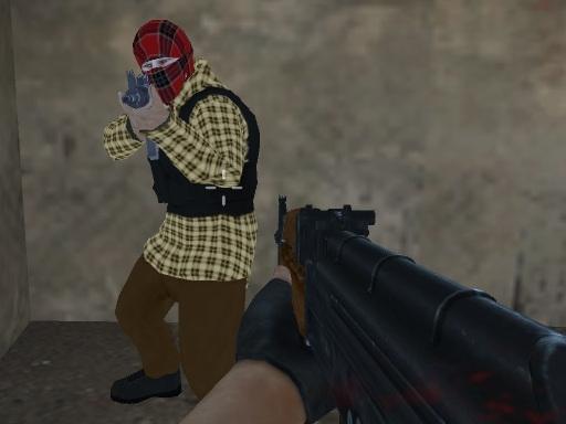 Army Commando online hra