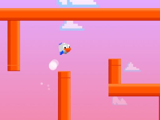 Flappy Gull online hra