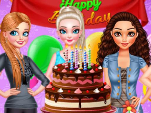 Fête d'anniversaire princesse