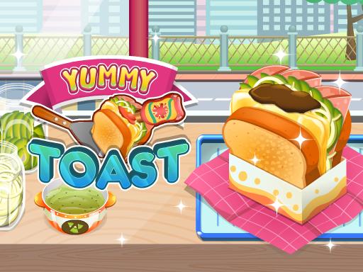 美味吐司--Yummy Toast-Yummy Toast 是有史以來最有趣的烹飪遊戲!您的目標是通過挖掘您需要的正確材料和成分來製作美味的吐司。 製作最美味的吐司並為您的客戶服務。 成為最好的吐司大師並解鎖所有成就!