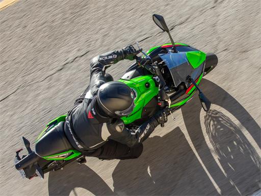 Kawasaki Ninja 650 Slide