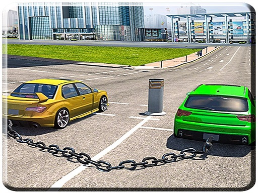Chained Cars Impossible ...