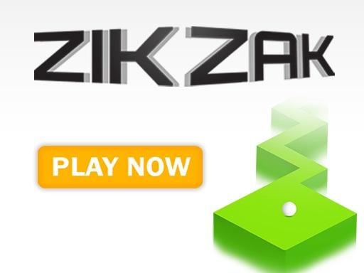 茲克扎克--Zik Zak-在這個遊戲中,在曲折的路徑上滾動球以進行遊戲。保持在線並在鋸齒形路徑上享受令人興奮的騎行。令人上癮、引人入勝、令人興奮的無盡滾球遊戲。使用 ZigZak 曲線,檢查您可以走多遠和多快? 基於簡單遊戲觸摸的充滿樂趣的遊戲。在這款超休閒 Zikzak 遊戲中享受這款令人興奮的 Ball runner 遊戲。