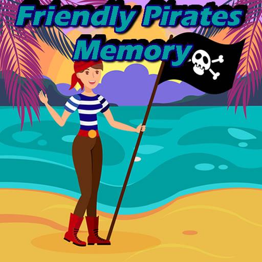 Friendly Pirates Memory