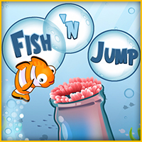 Fish and Jump online hra