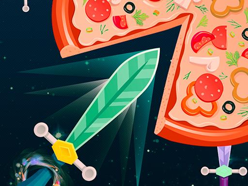 Knife Hit Pizza