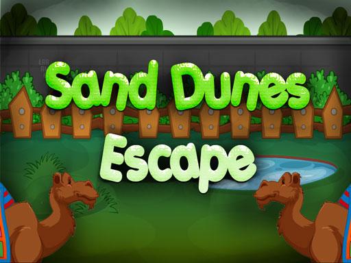 Sand Dunes Escape