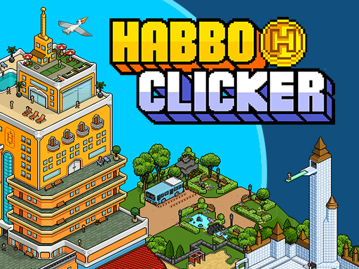 Habbo Clicker game