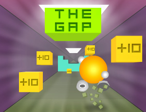 The Gap online hra