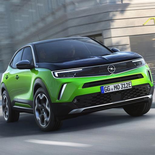 2021 Opel Mokka e Puzzle