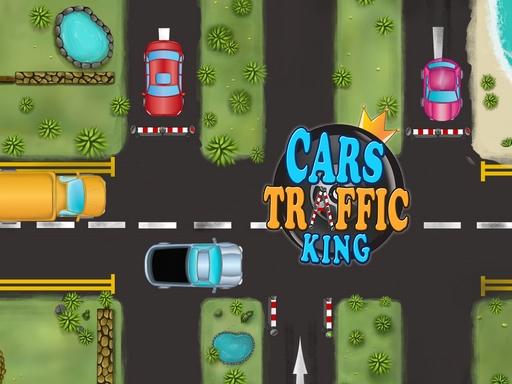 Cars Traffic King online hra