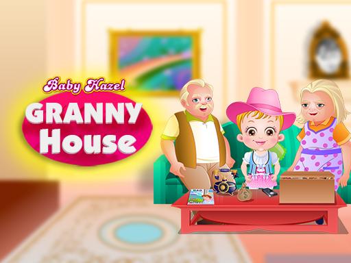 Baby Hazel Granny House online hra
