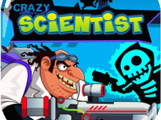 Crazy Scientist online hra