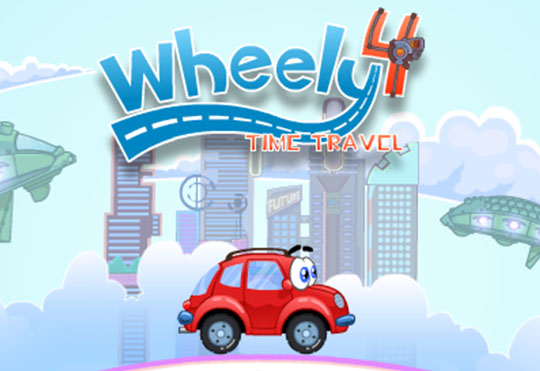Wheely 4 game