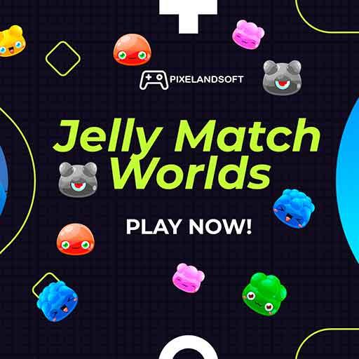 Jelly Match Worlds
